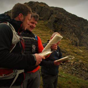 Mountain skills course snowdonia