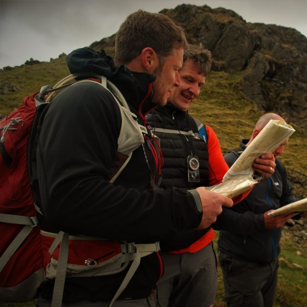 Mountain skills course snowdonia