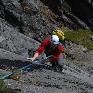 climber progression mountaineering course