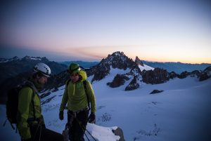 Mountaineering-alps-rock-climbing