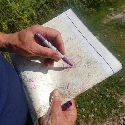 learning Navigation in snowdonia